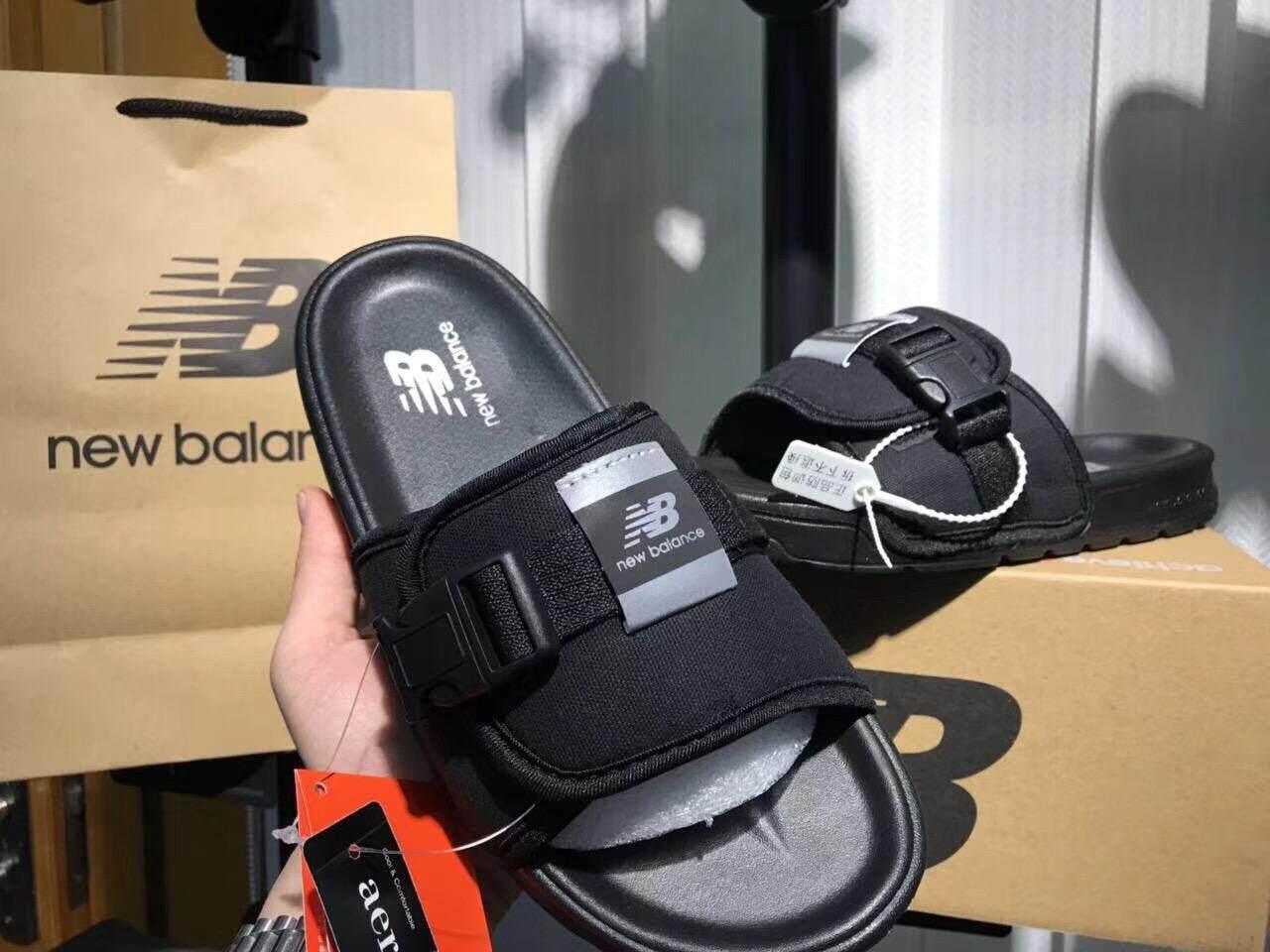 f29e1607d854 2019 NB Men s and Women s Outdoor Beach Sandals Sport Sandals