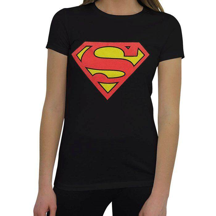 425de0870 SuperWomens tshirt[100% Cotton ] New Quality Update T-Shirts Fashion Half  Sleeve