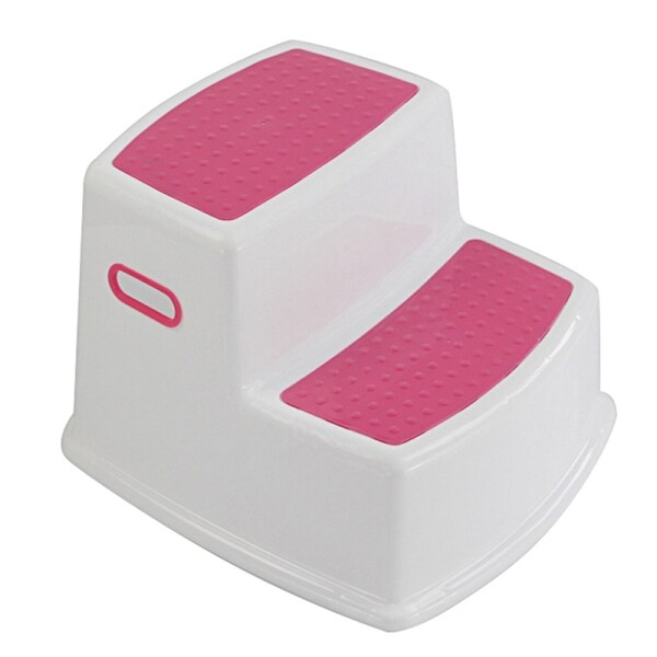 Nursery Step Stools, Kids Bathroom Stool, Stool for Kids, Potty Training Step Stool, Step Stool for Toddlers, Stepping Stool for Kitchen Sink, Safe Dual Height Kids Stool
