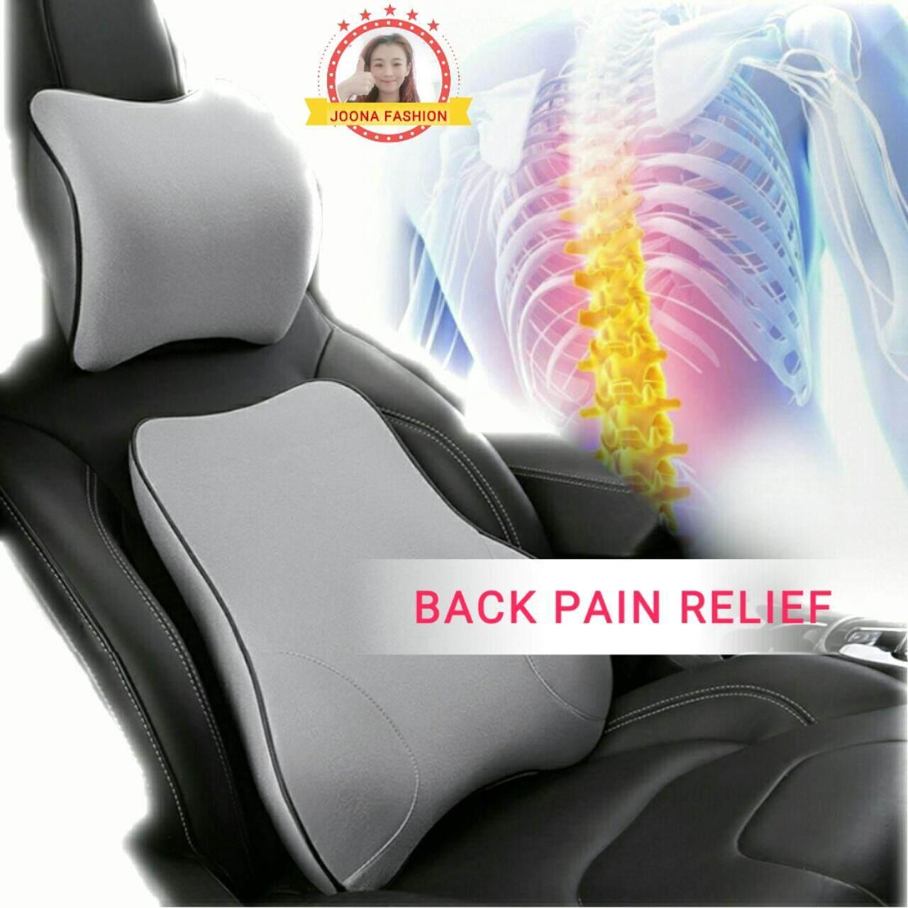 Fashion Bone Shape Car Headrest Pillow Cervical Safety Pillow Neck Support Cover