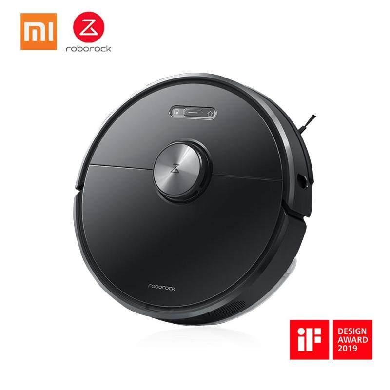 2019 Xiaomi Mijia Roborock T65 Robot Vacuum Cleaner Smart Home Sweeper Dust Sterilizer 2000Pa Mi Home App Remote Control Singapore