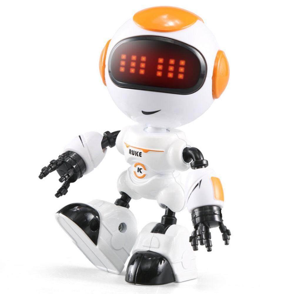 Goodgreat Berbicara Robot Untuk Anak-Anak-Robot Mini Mainan Perjalanan Dengan Posable Tubuh Berpendidikan Pintar Mainan Stem, Voice Changer Dan Robotika Untuk Anak-Anak By Good&great.
