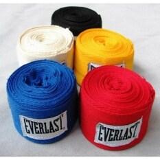 Everlast 5M Đàn Hồi Quấn Tay Đấm Bốc 2 Cái (Cặp) Muay Thai Bọc Handwrap MMA