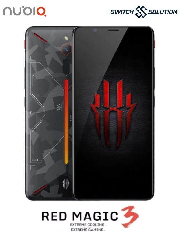 Nubia Red Magic 3 CAMOUFLAGE (12GB RAM + 256GB ROM) ORIGINAL MALAYSIA SET WITH 1 YEAR NUBIA MALAYSIA WARRANTY!!
