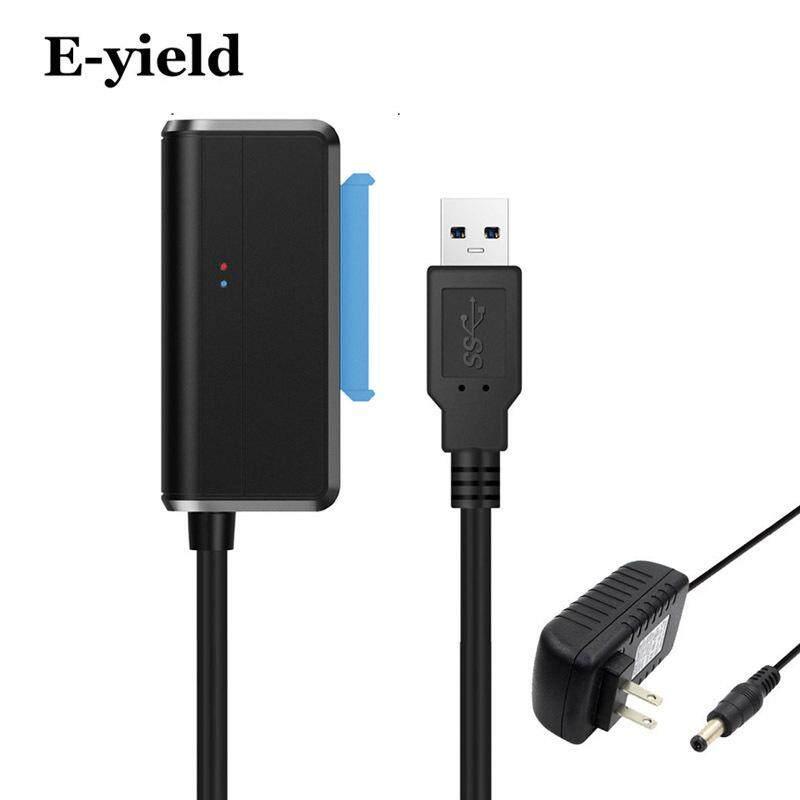 Giá USB3.0 Sang SATA Ổ Cứng Adapter SSD Cáp Chuyển Đổi Siêu Tốc Độ USB 3.0 Sang SATA 22 Pin