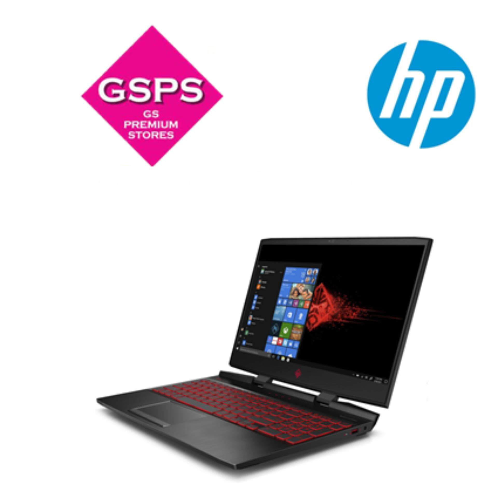 HP OMEN 15-Dc0094TX 15.6 FHD IPS Gaming Laptop Shadow Black Malaysia