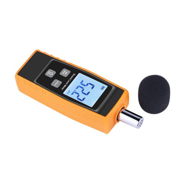 Almencla Digital Sound Noise Meter Decibel Tester Monitor Detector Data Hold Function