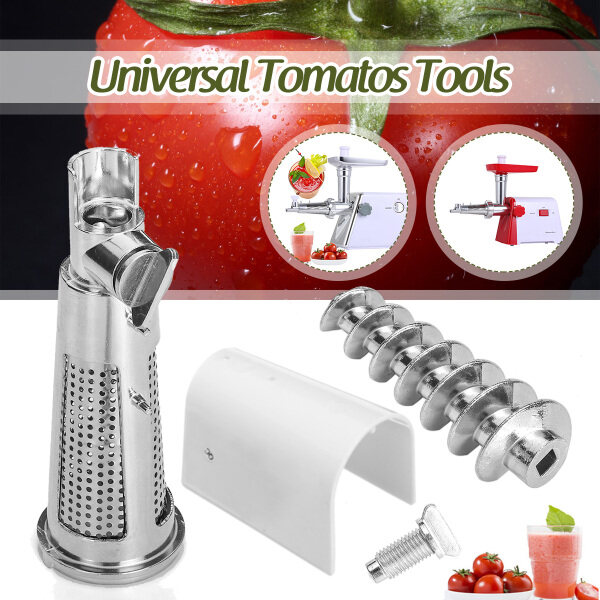 Tomato Sauce Jam Maker Squeezer Accessory Kit For Meat Grinder