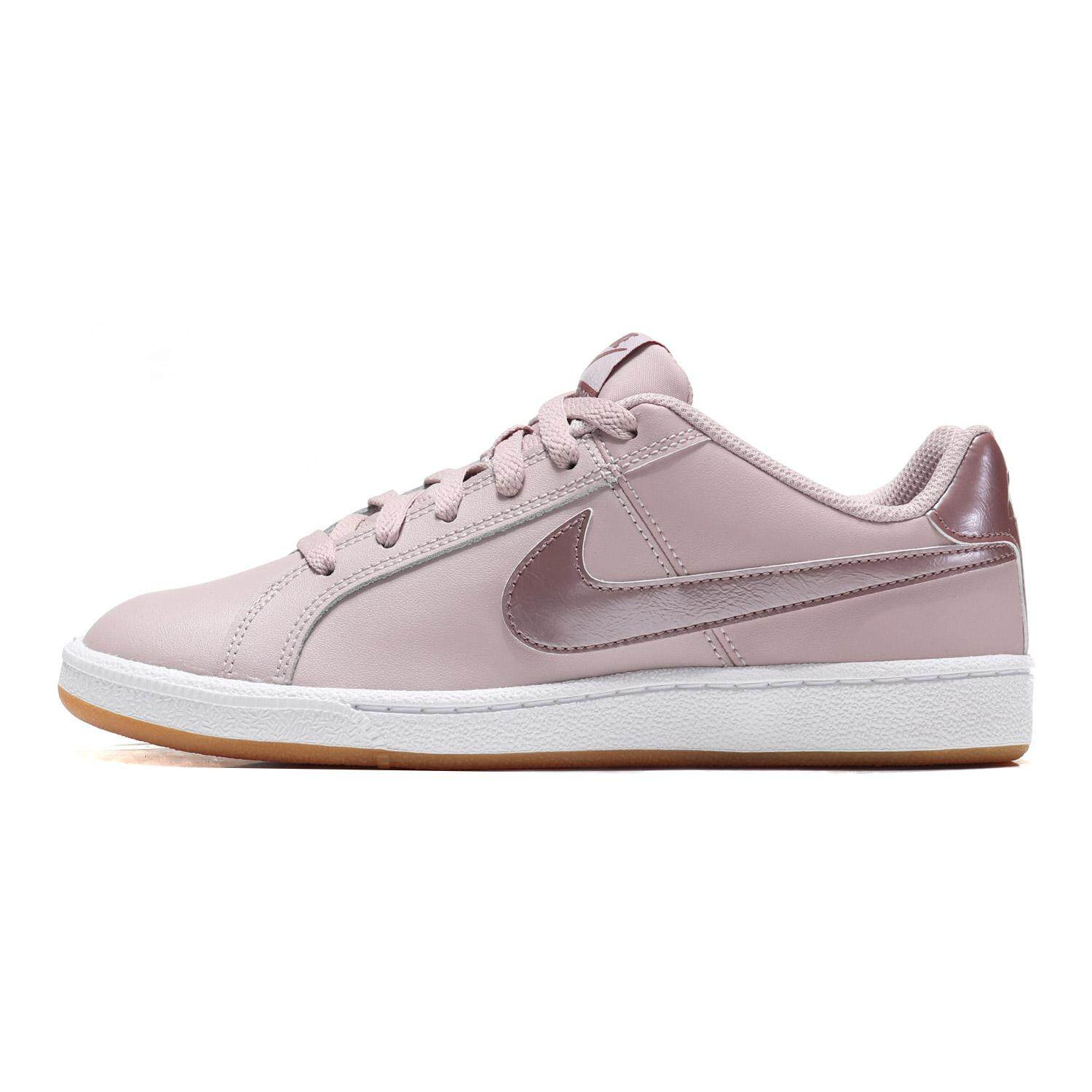 quality design a3817 485b7 Nike Court Royale men and women low-top sports couple casual shoes white  shoes 749867