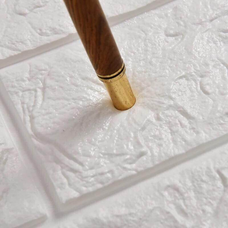 [Ready stock fast delivery] 3D Wallpaper ( 70cmx77cm brick pattern stickers)