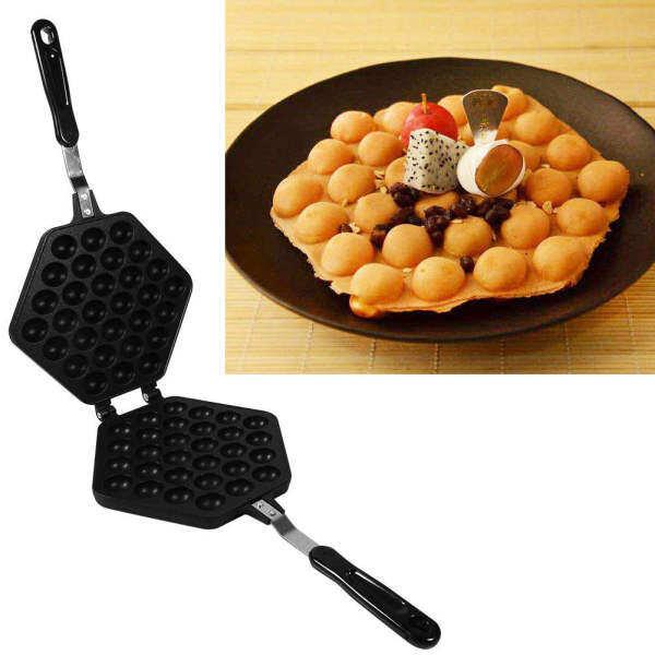 Khay Nướng Bánh Hợp Kim Nhôm, Chống Dính 1x, Dùng Để Làm Bánh Trứng, Bánh Trứng, Nướng Khuôn