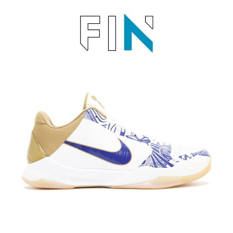 Nike_Zoom Kobe_5 PE Diễu Hành Mẫu