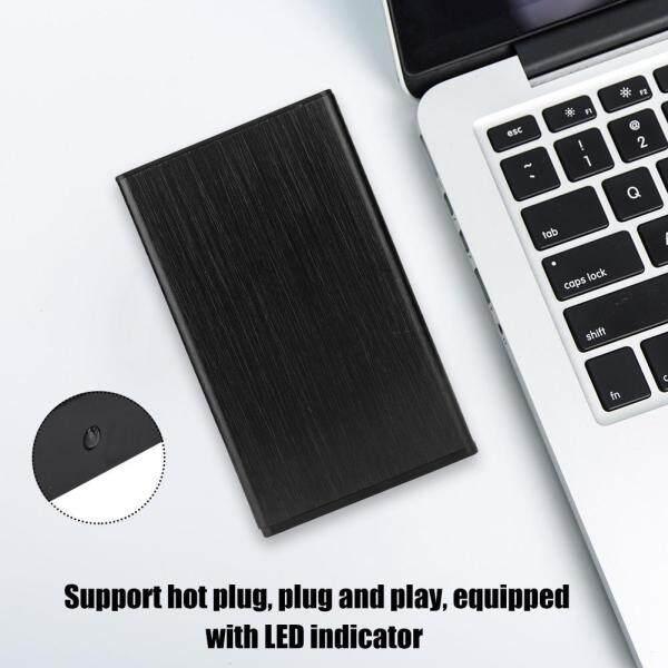Bảng giá 【Free 1 x USB Cable】】22I12-RTK 2.5inch USB Cổng Song Song Kim Loại Vẽ Laptop Ổ Cứng IDE Đĩa Kèm Phong Vũ