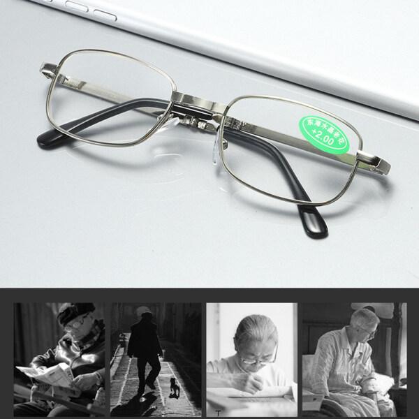 Giá bán Mắt kính gập chống mỏi mắt kính lão đọc sách có bao đựng kính