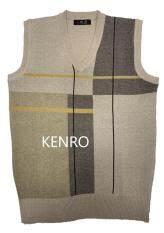 Áo khoác len nam tay đan V cổ thường Áo vest Thu Đông cho nam 2020 Thời trang mới