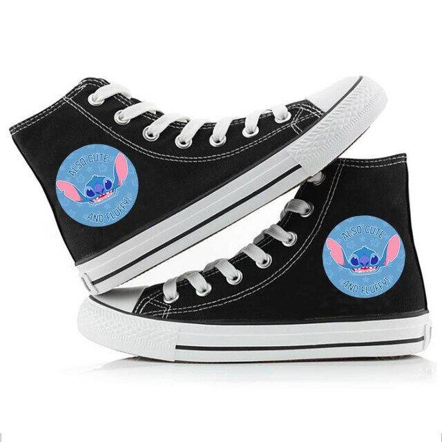 Giày Đế Mềm Chống Trượt Hoạt Hình Cho Trẻ Em Steve Giày Thể Thao Nam Nữ Người Lớn Giày Vải Chạy Bộ Cho Học Sinh
