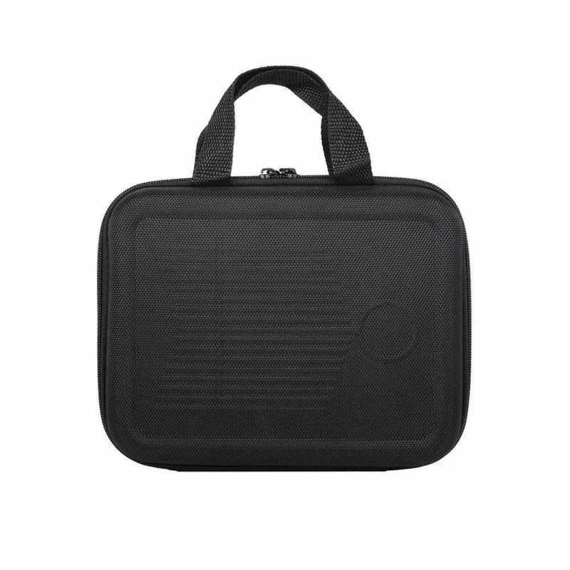 Kalimba Case Thumb Piano Bag Shockproof Waterproof Storage Bags for Kalimba Musicial Instrument Accessory (Black) Malaysia
