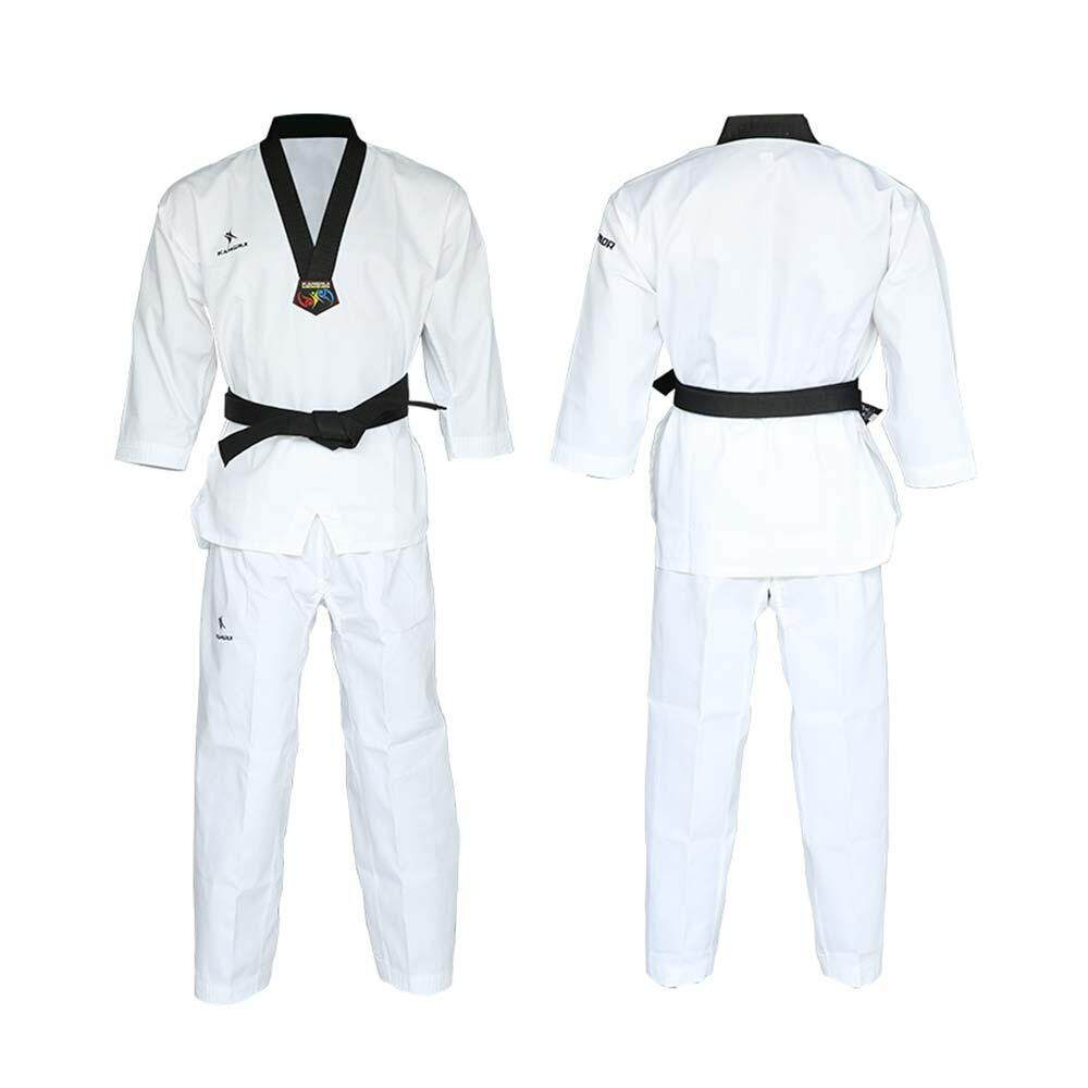 WTF Mooto Taekwondo Clothes Children Adult Uniform Karate Suit Sportswear