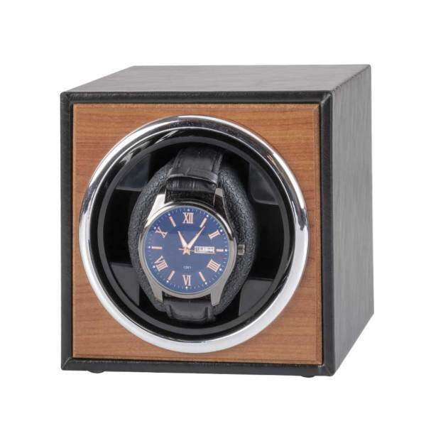 USB Cable Wristwatch Home Single Watch Winder Motor Shaker Repair Universal Professional PU Leather 3 Rotation Mode Super Quiet Malaysia