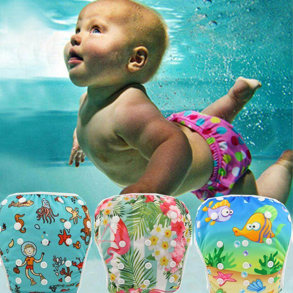 Babys Swim Pants For Babies Toddler Boys And Girls 6kg-14kg By M&b.