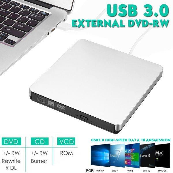 Bảng giá Đầu Đọc CD USB3.0/CD RW Bên Ngoài 2MB Đầu Đọc Ghi Ổ Đĩa Hạt Cacbon Mỏng Cho PC Máy Tính Xách Tay Ổ Đĩa Quang Phong Vũ