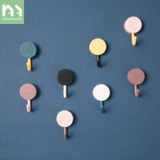Homenhome 10 Chiếc Móc Dính Tường Kết Dính Mạnh Mẽ – Đồ Dùng Nhà Bếp Và Phòng Tắm – INTL