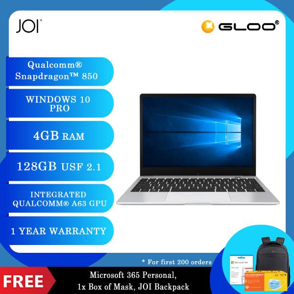 (Pre-Order) JOI Book SK3000 (Qualcomm SDM850,Kryo385,4GB,128GB SSD,12.5,W10P,LTE) (ETA : 2021-01-06) Malaysia