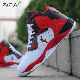 Zitai รองเท้าบาสเก็ตบอล, รองเท้าบุรุษรองเท้าผ้าใบคุณภาพสูงสวมใส่ Breathable รองเท้าบูทรองเท้าลำลอง-