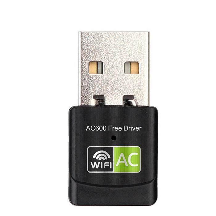 Fancikoko USB Wifi 600 Mbps Phát Mạng Không Dây Wifi