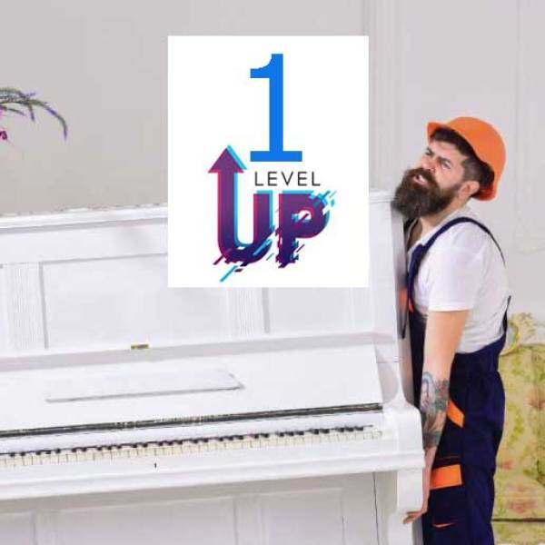 1 Floor Level Up Piano Moving Malaysia