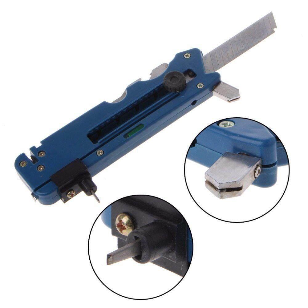 Multifunction Cutting Punching Tool Glass Tile Cutter Knife Blade Sharpener