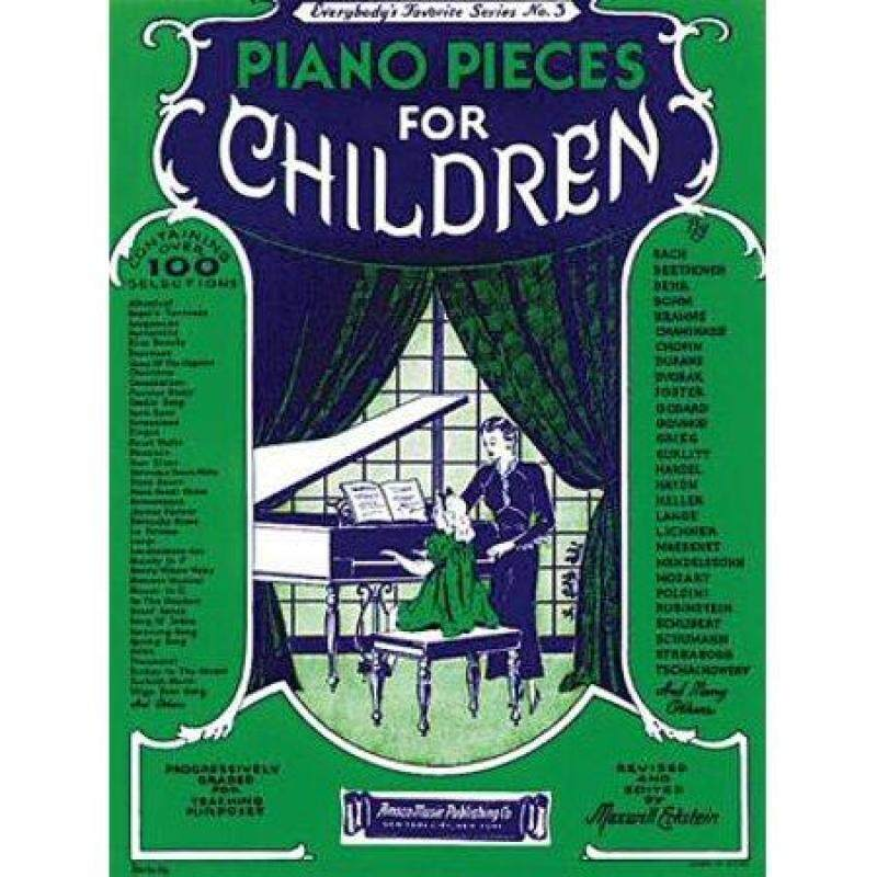 Piano Pieces For Children Everybody Favorite Series No.3 Malaysia