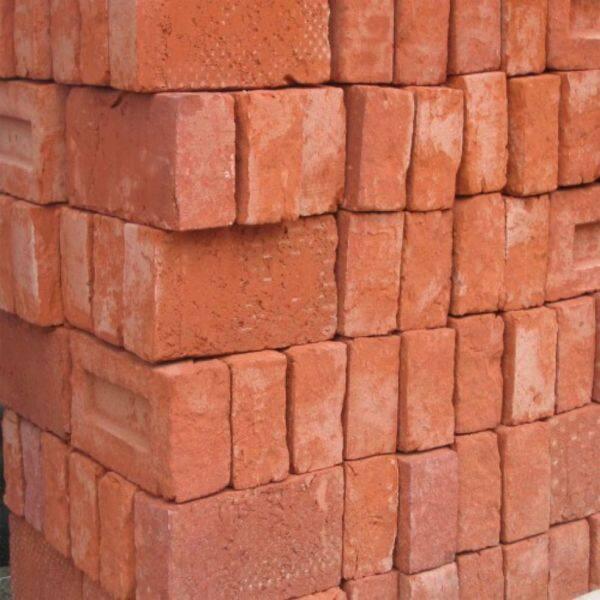 common clay brick 20 pcs packing