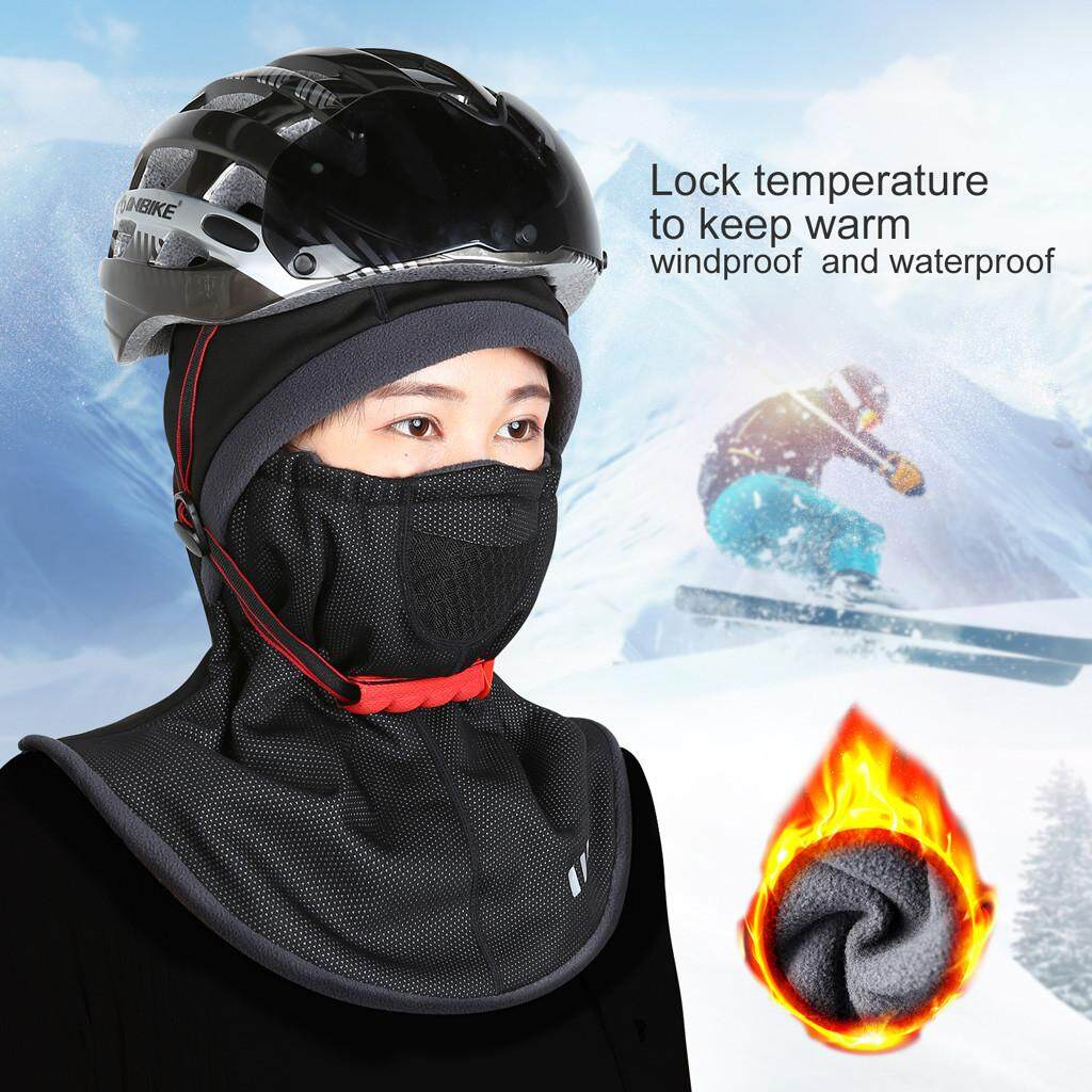 Sunshine Country Warm Hiking Caps Windproof Thermal Fleece Riding Skiing Headwear Masks Cover