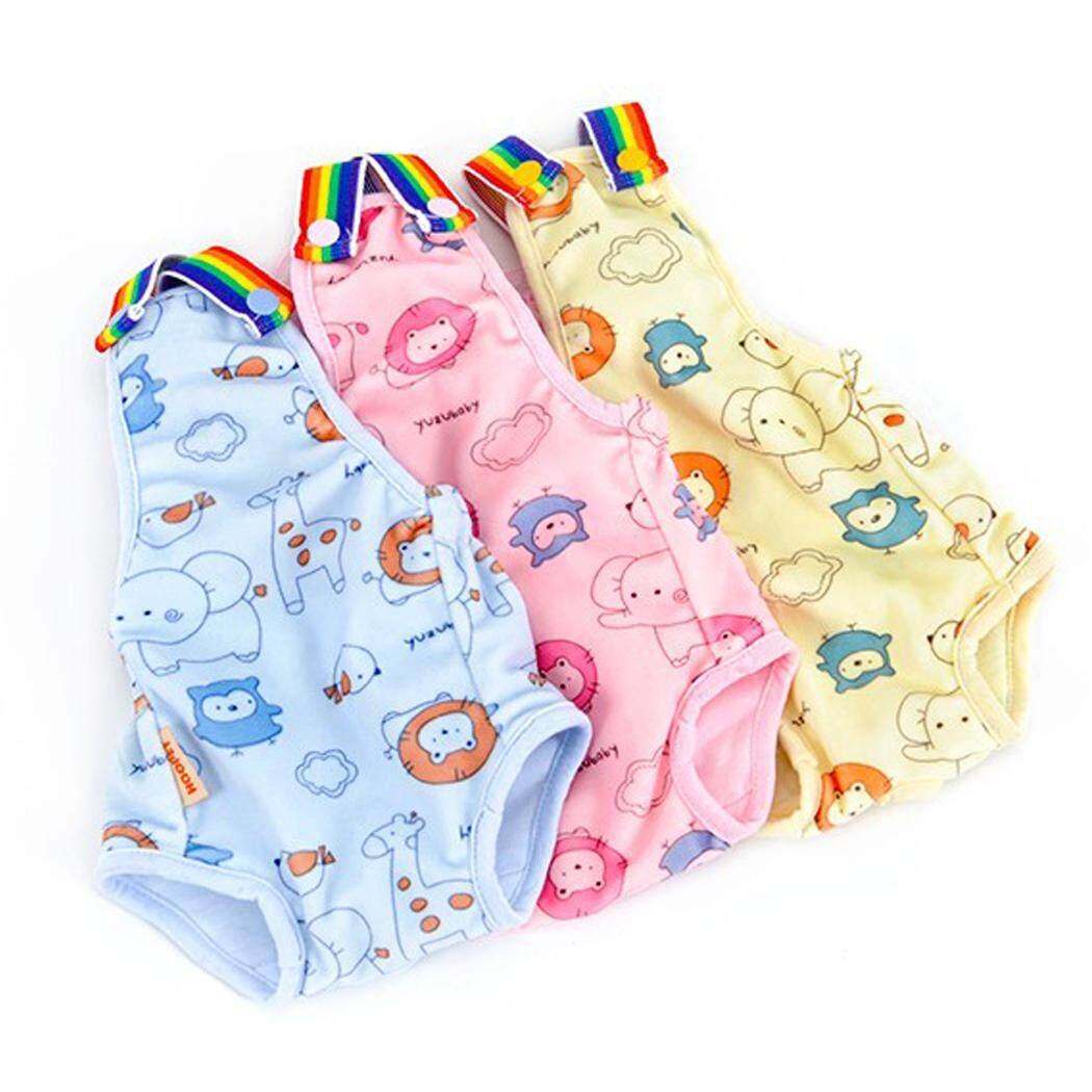 Chó Tã Có Thể Giặt Có Thể Tái Sử Dụng Vệ Sinh Pantie Chó Bông Tã với Suspender cho Nữ Chó XS - 3