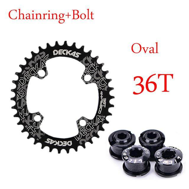 MTB Bike Sprocket 30-38T BCD 96mm Narrow Wide Round Oval Chain Ring Accessories