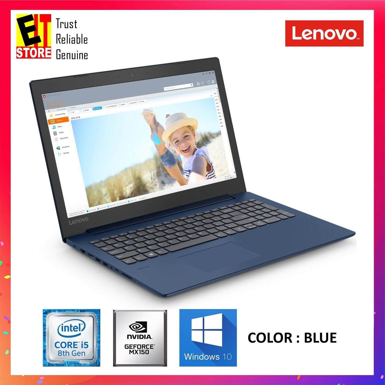 LENOVO IDEAPAD 330-15IKB 81DE01YBMJ BLUE (I5-8250U/4GB/2TB/MX150 2GB/15.6/W10/2YRS) Malaysia