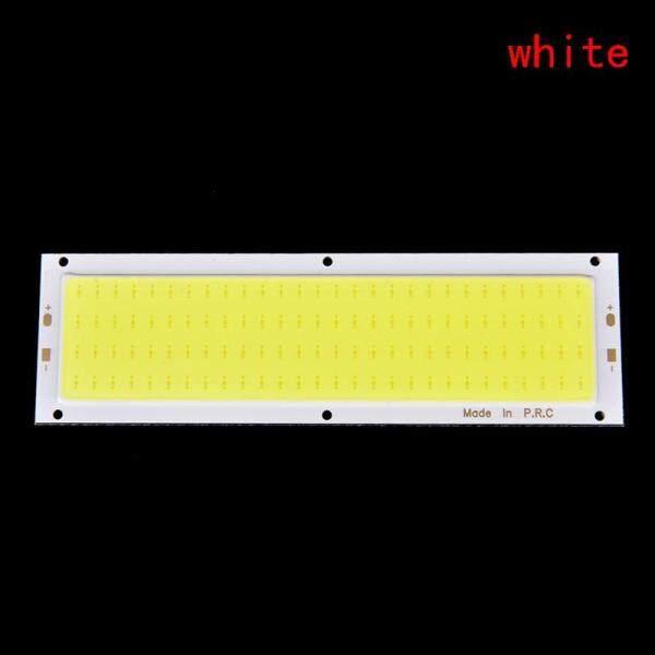 TSING 1000LM 10W COB LED Dải Ánh Sáng Công Suất Cao Chip Đèn Ấm/Màu Trắng Lạnh 12V-24V Hot