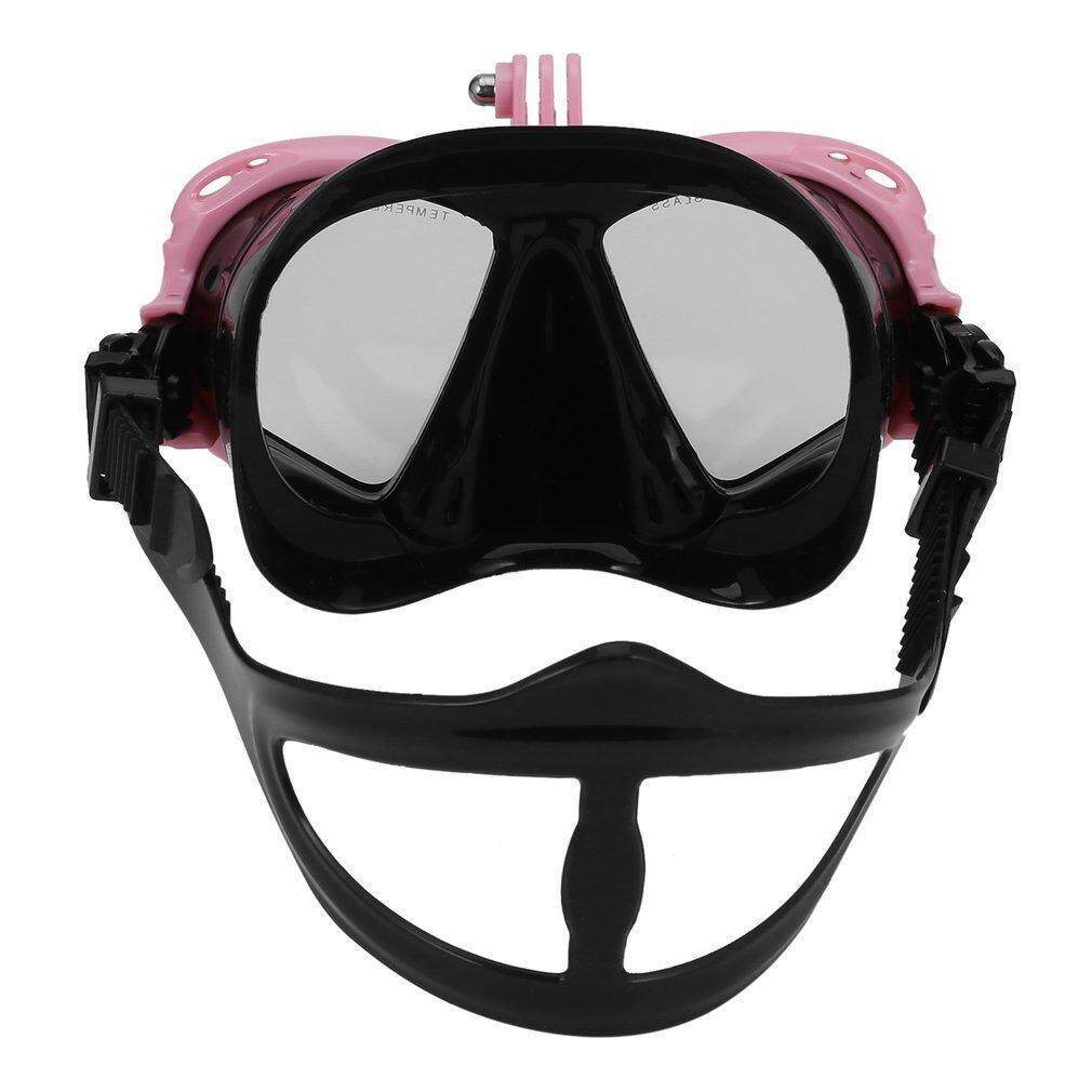 Professional Underwater Camera Diving Mask Swimming High Performance Goggles SL