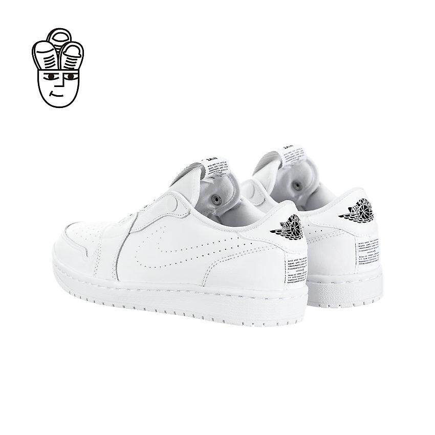 new concept 535fd ccb6b Air Jordan 1 Women s Retro Low Slip Lifestyle Shoes Women av3918-100 -SH