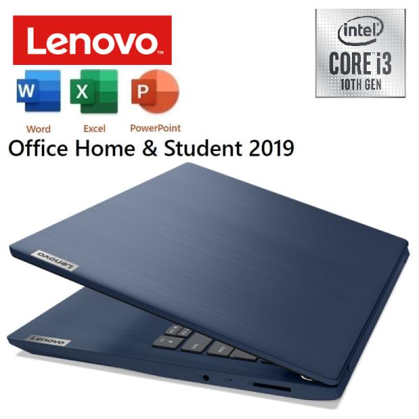 Lenovo Ideapad 3 14-Y0MJ 14 FHD Laptop Abyss Blue (I3-1005G1, 4GB, 256GB SSD, Intel, W10, FREE H & STUDENT) Malaysia