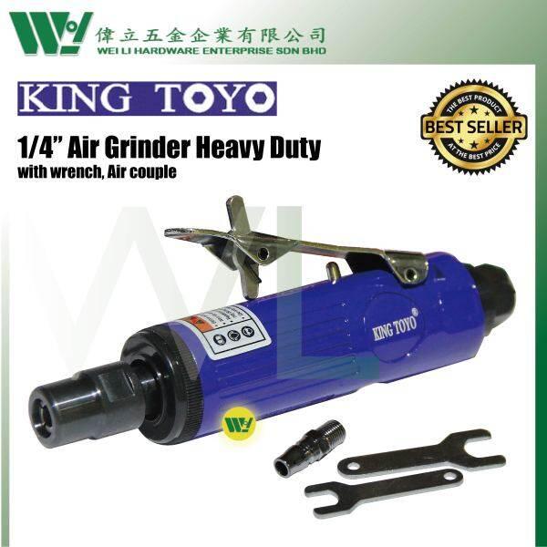 King Toyo 1/4 Air Grinder KT-7313 air die grinder