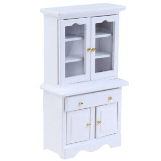 Bộ đồ chơi tủ gỗ nội thất thu nhỏ đa năng không độc hại - INTL thumbnail