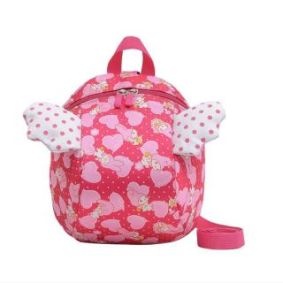 Cartoon Kids Backpack Boys Girls School Bag - Nylon Children Shoulder Bag Kindergarten Schoolbag for 1-5 Years thumbnail