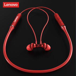 Original Lenovo XE05 Bluetooth5.0 Tai Nghe Không Thấm Nước Thể Thao Tai Nghe Với Tiếng Ồn Hủy Bỏ Microfoon Magnetische Nekband Koptelefoon thumbnail
