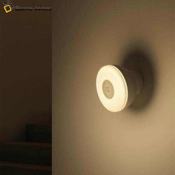 Burne-Jones Xiao mi Mijia Night Light 2 Magnetic 360 Rotating Infrared Body Sensor Lamp