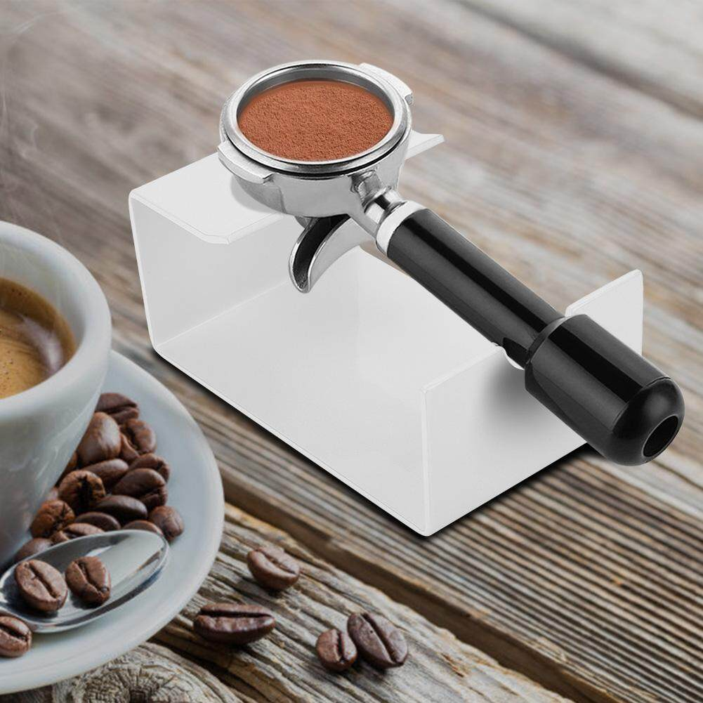 Multi-Color Coffee Machine Handle Stainless Steel Bracket, Convenient Rack By Cookie123.