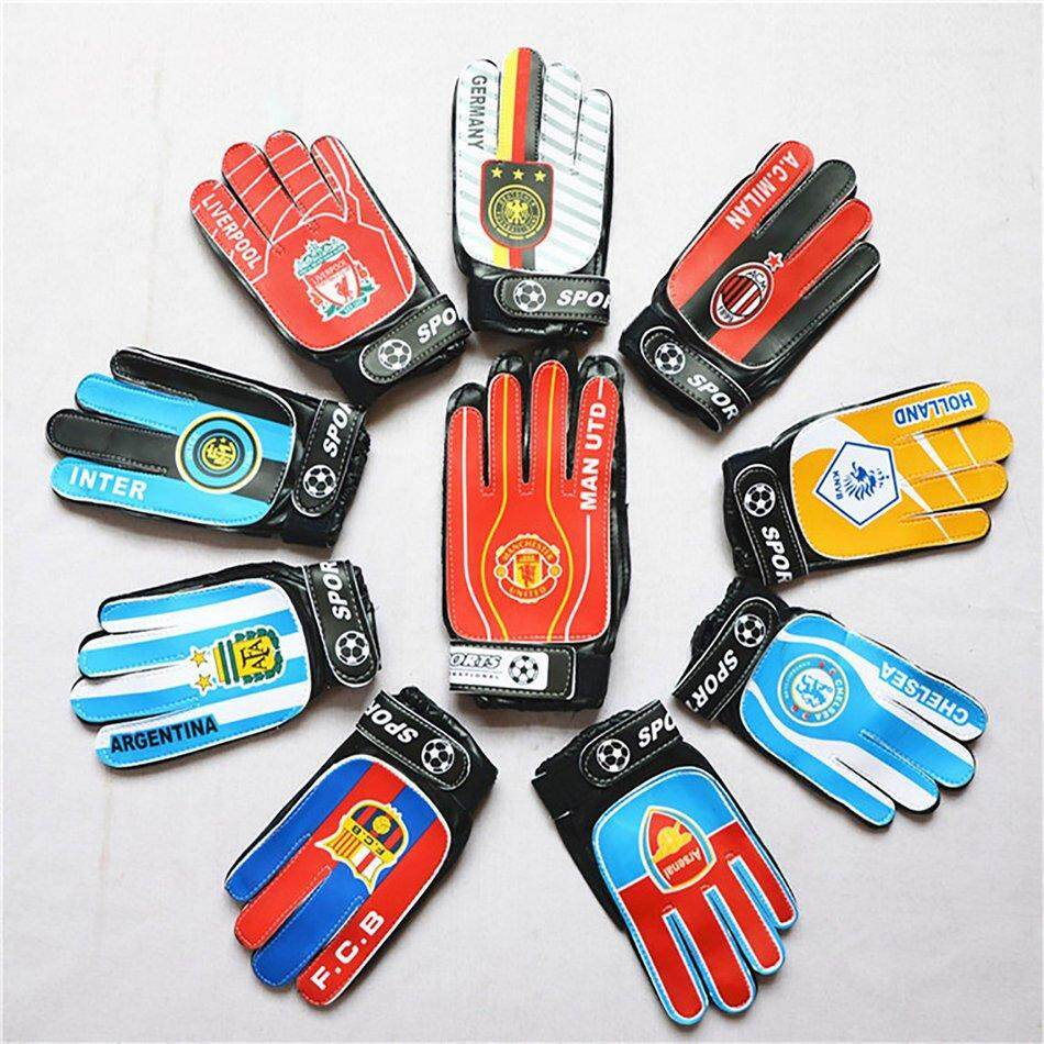 Best Deals Football Soccer Goalkeeper Gloves Professional By Makeacall.