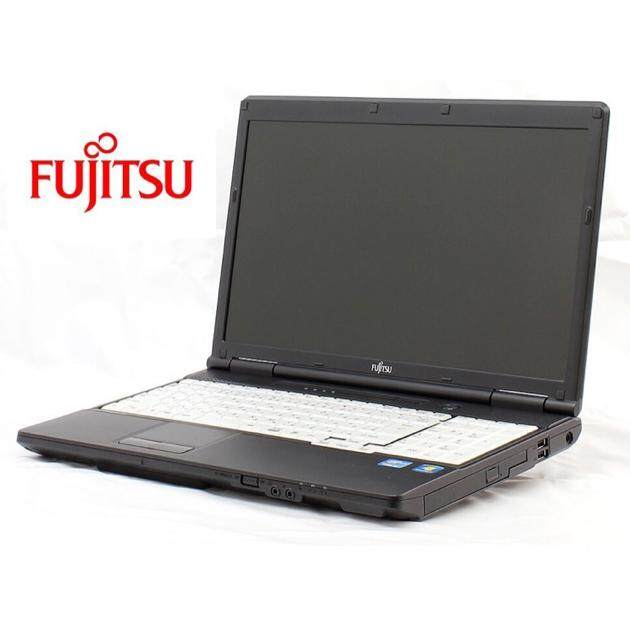 Notebook Fujitsu Lifebook Intel Celeron TC 8390 ( Refurbished Laptop ) Malaysia