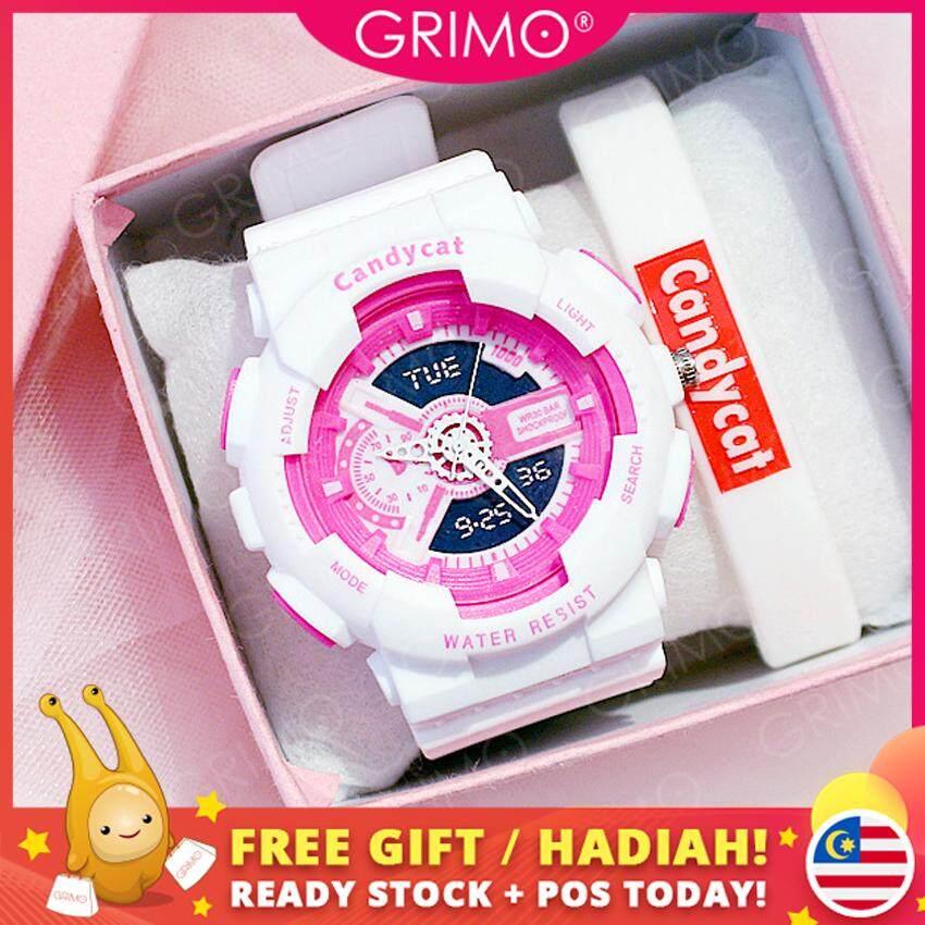 GRIMO Malaysia - Baby Lisa Watch Strap Women Casual Jam Tangan Cantik Girl Dinner Perempuan Wanita Lawa Gift Women Ladies Girls New October 2019 ac11194 Malaysia